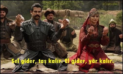 Kuruluş Osman Sözleri